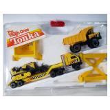 Tough Ones Tonka truck set