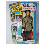 Vintage 1983 Inspector Gadget doll