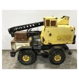 Tonka metal construction truck
