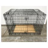 Huge metal wire collapsible dog kennel