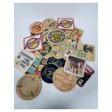 Lot of vintage coasters