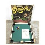 Skittle Pool table top game
