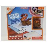 Hex bug Nitro Circus Freestyle stunt toy