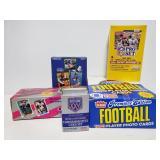 Football card collection