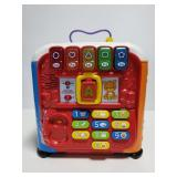 Childrens play cube