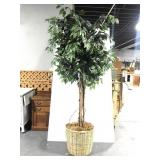 Large 7 foot artificial tree