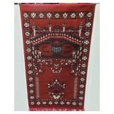 Persian tapestry rug