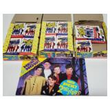 New Kids on the Block cards