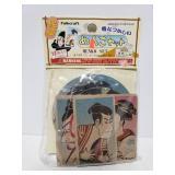 Japanese Menko Set