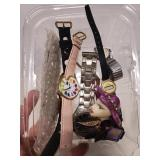 Collection of mens and womans watches