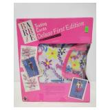 Sealed Barbie 1st edition trading cards