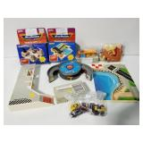Vintage Micro Machines toy cars & accessories
