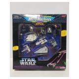 Micromachines Star wars new set