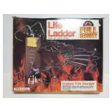 25ft Life Ladder fire escape