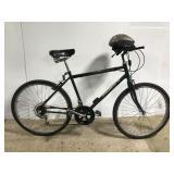 Huffy Targa 10 speed bicycle w/ helmet