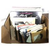 Vinyl record & 45 RPMs collection