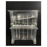Vintage Pennies from Heaven piano bank