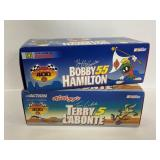 Lot of 2 Looney Tunes NASCAR models in boxes