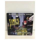 Autographed Average white Band Times squared CD