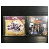 Alabama & Highway 101 new sealed CDs