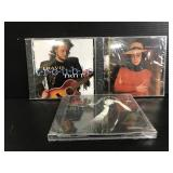 Sealed Solo artist country music CDs