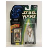 New 1998 Kenner Princess Leia action figure