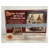 Vintage dollhouse in original box