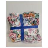 Ralph Lauren 4pc queen set floral