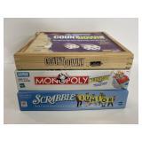 Lot of 3 kids board games