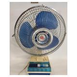 Vintage Super Deluxe fan