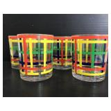 Set of 4 H.J. Strutted inc cups