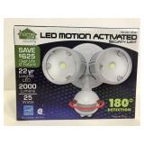 New LED Motion Activated security light