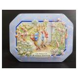 Beatrix Potter tin