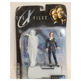 1998 X-files Scully action figure unopened