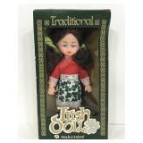 Traditional Irish Doll in box- made in Ireland