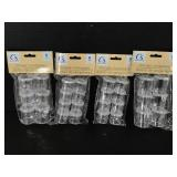Crafters Square unopened small storage containers