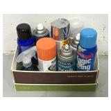 Lot of assorted house care consumables