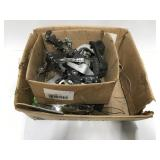 Assorted bicycle replacement parts