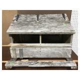 Large bird house nesting box