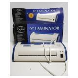 Crofton laminator in box
