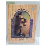 1997 Kobe Bryant basketball card