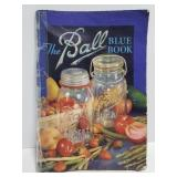 1935 The Ball Blue Book for canning