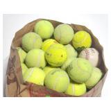 Bag of 48 tennis balls