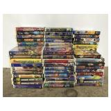 Large Disney & kids movie VHS collection