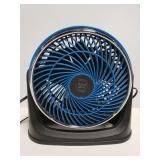 Polarw8nd 8in fan in blue