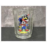 Walt Disney World Celebration glass