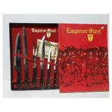 Emperor Surgical Stainless Steel knife set