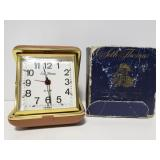 Vintage Seth Thomas travator clock