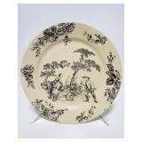 Large Maxcera ceramic platter