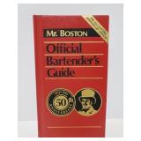 Mr. Boston Official Bartenders Guide book